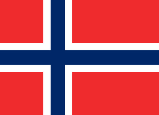 Risultati immagini per norsk flagg